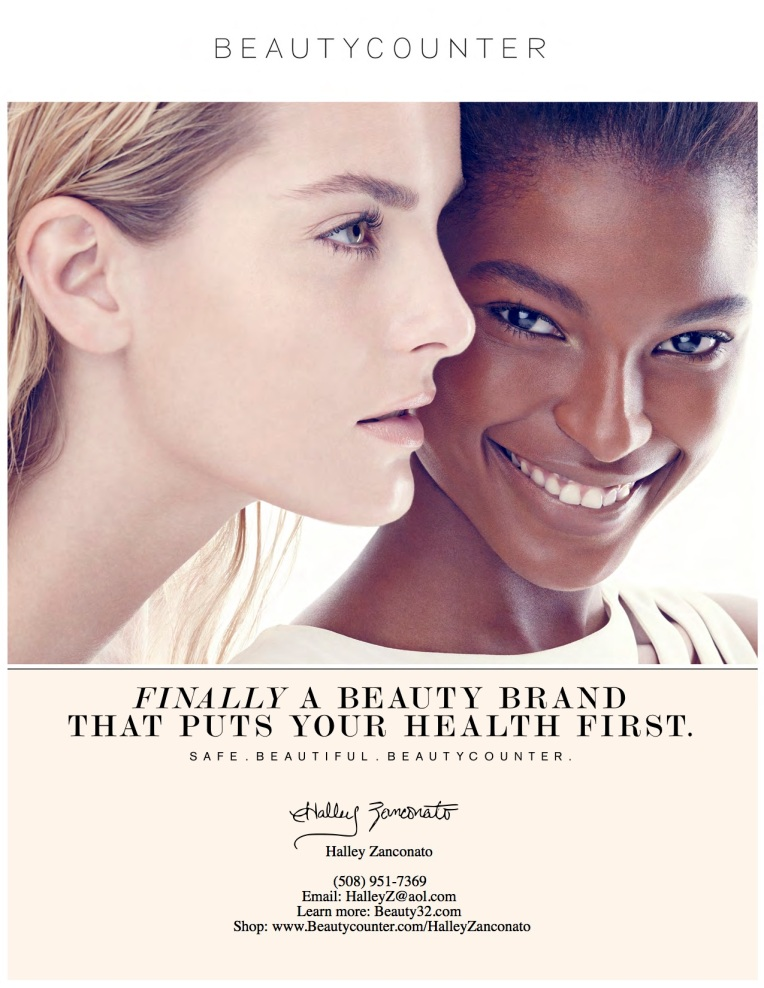 HalleySafeBeautifulBeautycounter